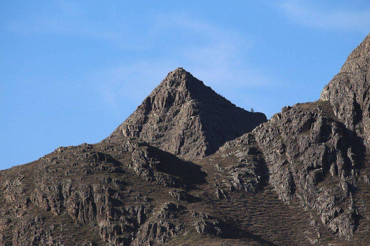 Алтайская пирамида