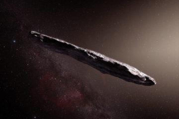 Тайна межзвездного гостя Оумуамуа