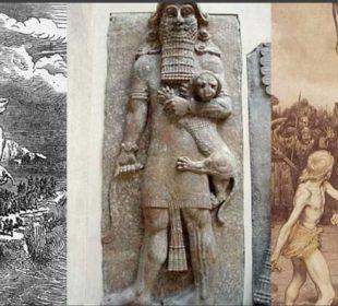 великаны, факты из истории