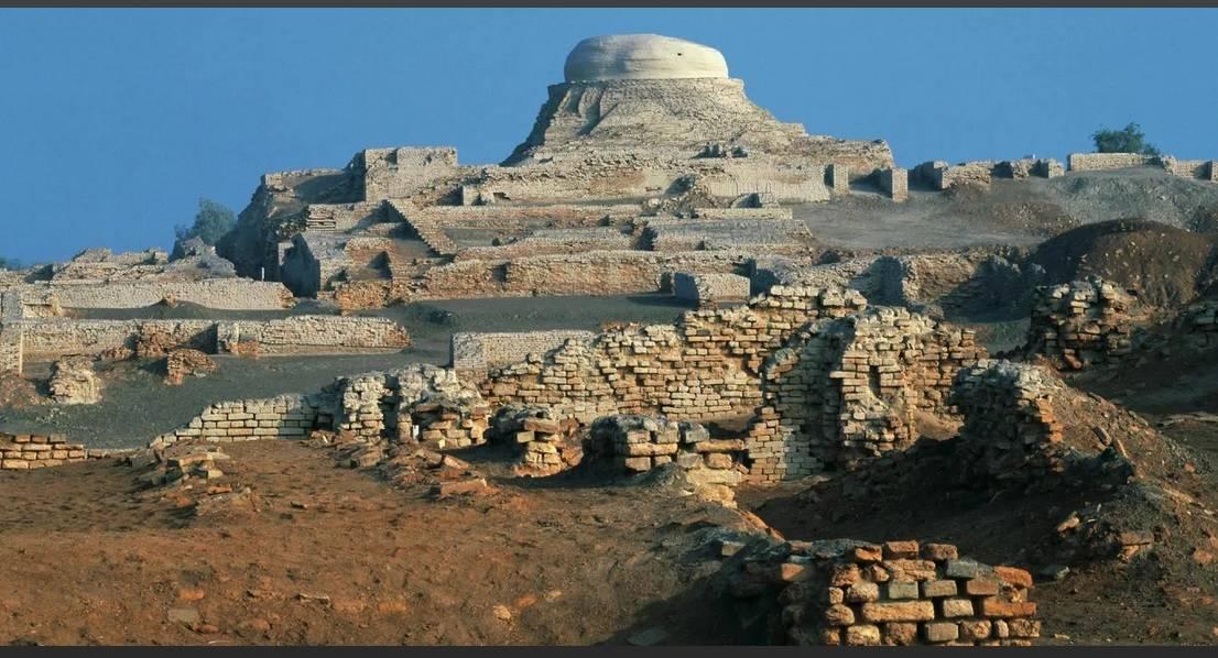 Древние города Азии