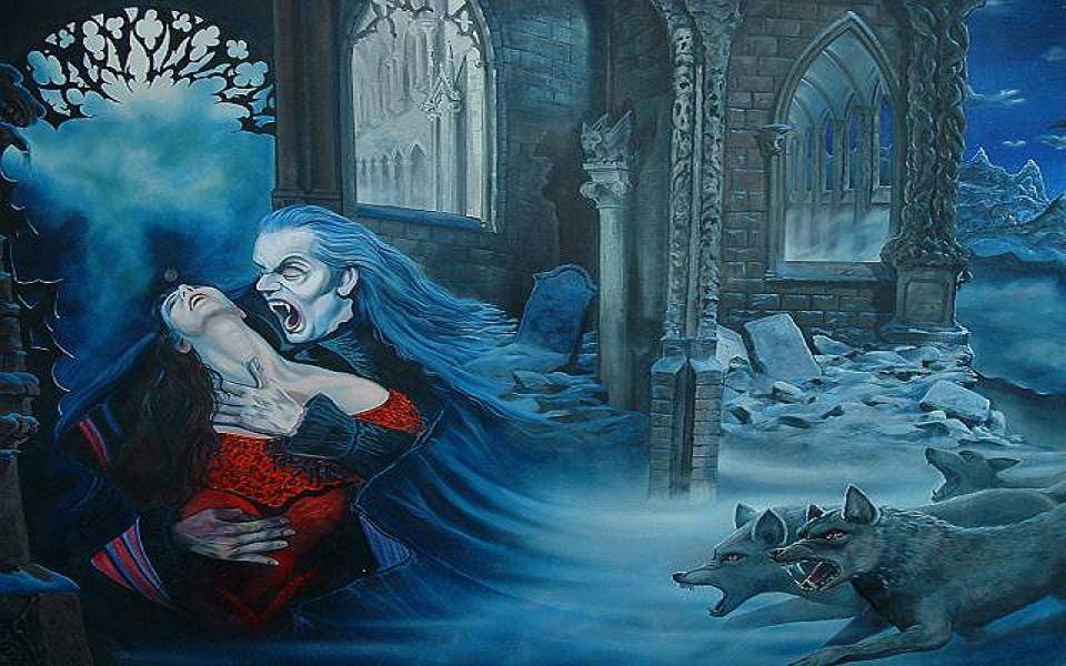 реинкарнация вампиров