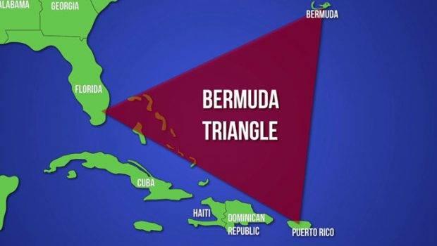 Ученые раскрыли причины таинственных исчезновений морских судов в Бермудском треугольнике