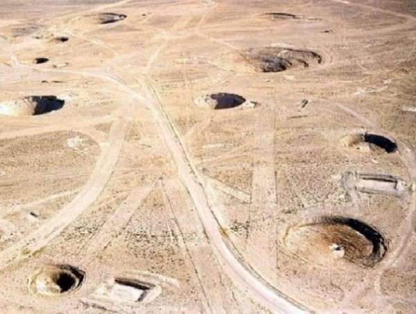 Подземелья, соединяющие континенты.