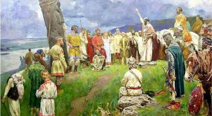 неоязычники и крещение Руси