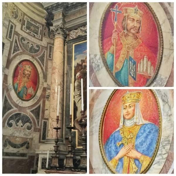 Ватикан и крещение Руси