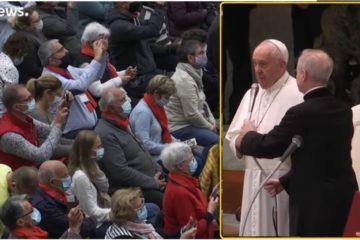 папа римский выступил в поддержку однополых браков