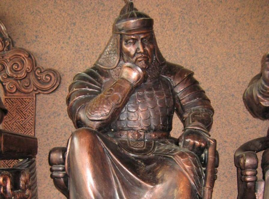 хан Бату (Батый) - основатель Золотой Орды