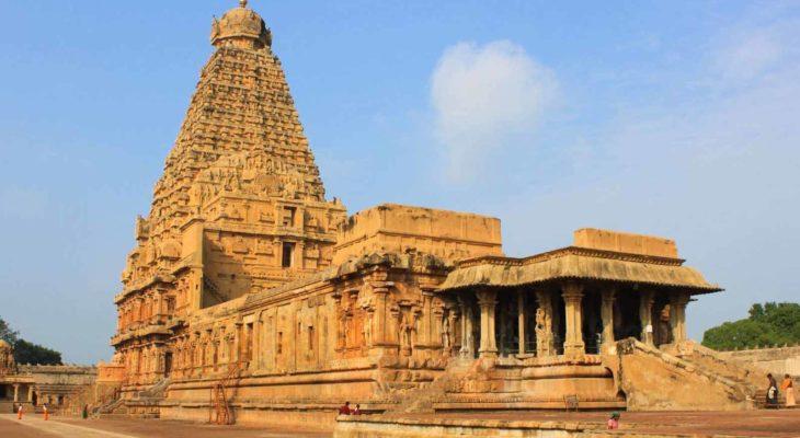 храм Брихадишвара индоевропейцы