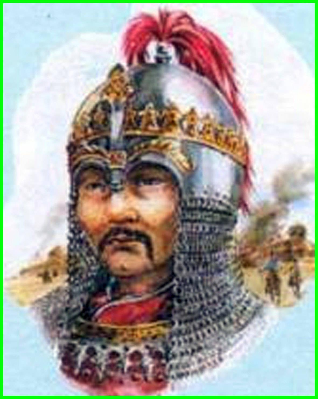 Мамай правительн Золотой Орды