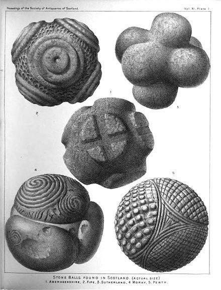 Петросферы, датируемые от позднего неолита до, возможно, даже железного века! /en.wikipedia.org/