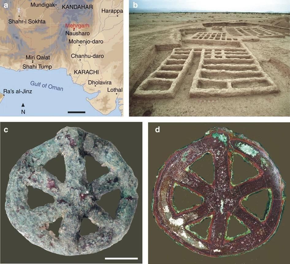металлургия в древней Индии
