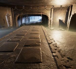 подземные города под Гизой