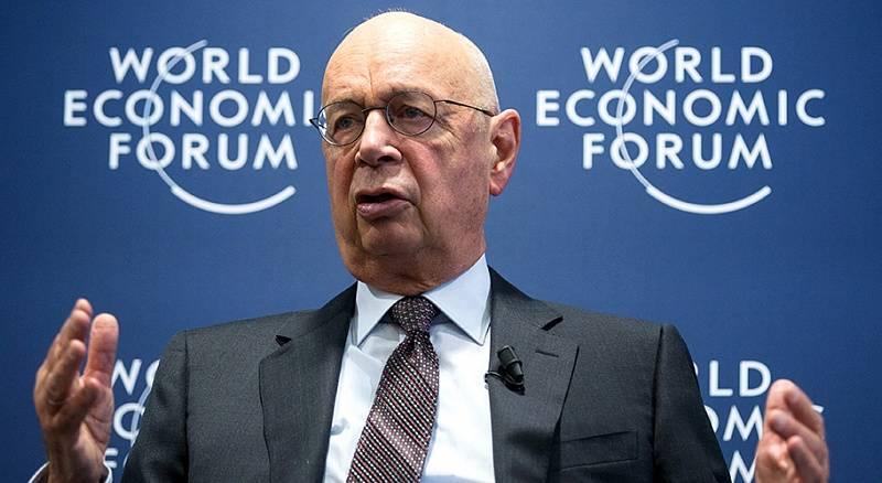 Президент Всемирного экономического форума в Давосе Клаус Мартин Шваб новый миропорядок