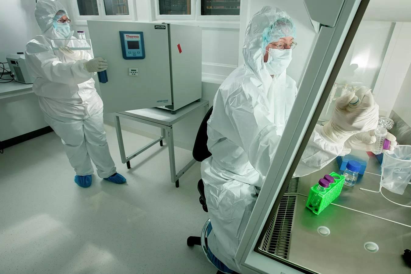 """Лаборатория, в которой палеогенетики """"воскрешали"""" ДНК кенневикского человека, фото Mikal Schlosser"""
