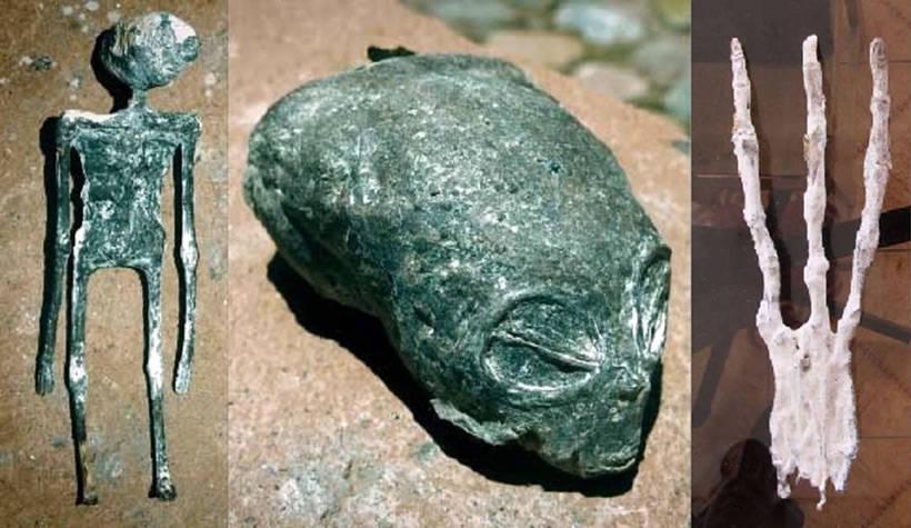 мумии гуманоиды
