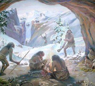 древние люди впадали в зимнюю спячку