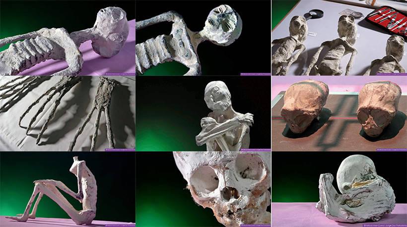 перуанские мумии гуманоидов