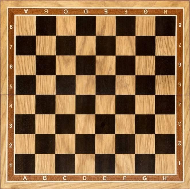 шахматы как гексограмма