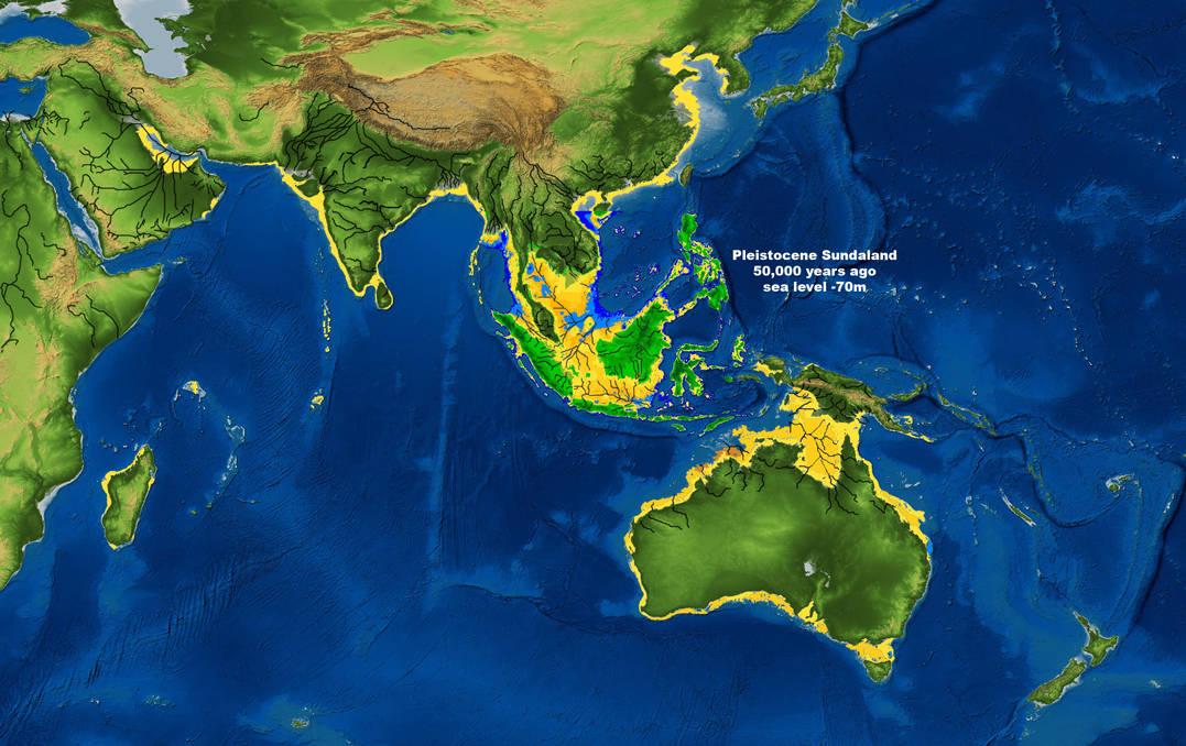 Происхождение полинезийцев и истуканов острова Пасхи