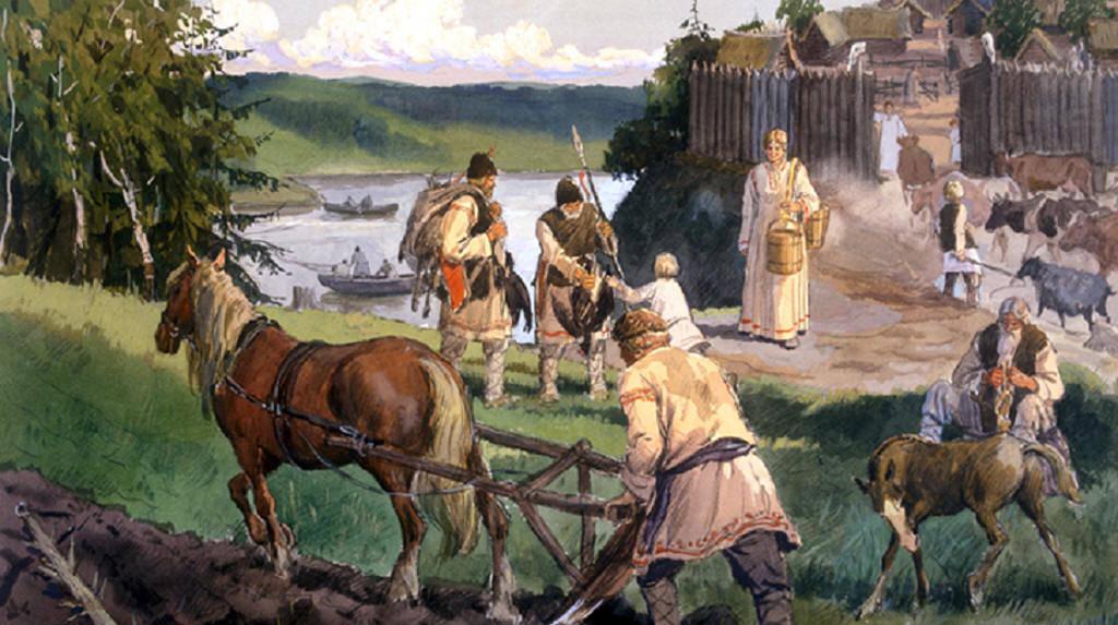 славяне Ведической Руси