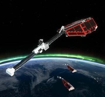 Созвездие спутников Swarm сделало удивительное открытие о космической погоде