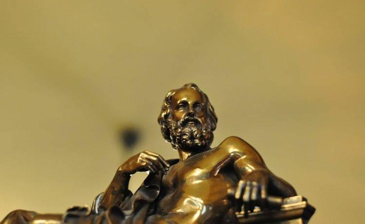 древнегреческий философ Платон (429 - 437 до н.э.) /greecemagazine.ru/