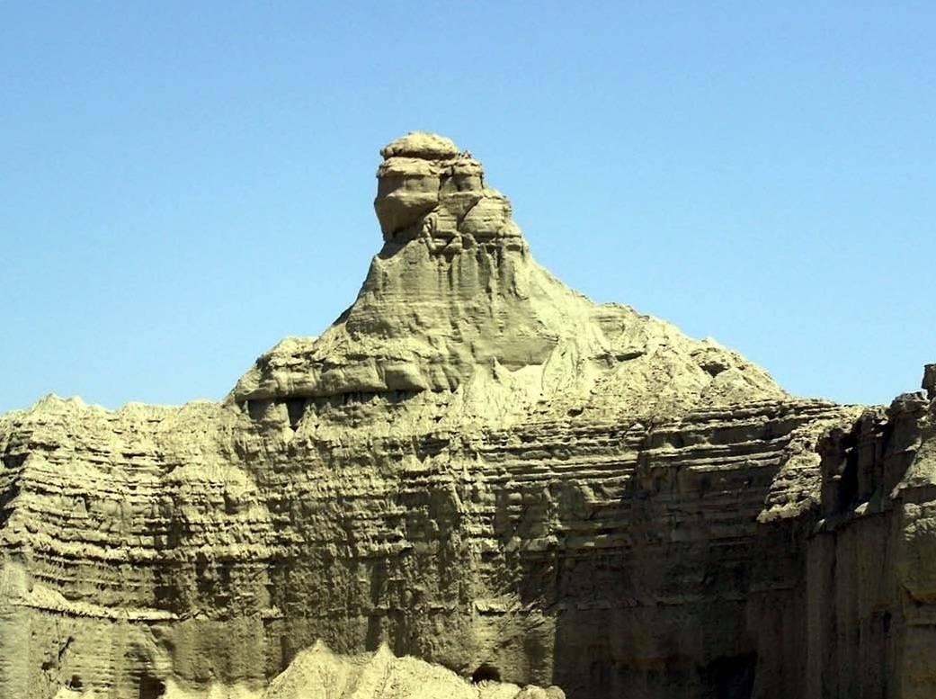 Белуджистанский Сфинкс