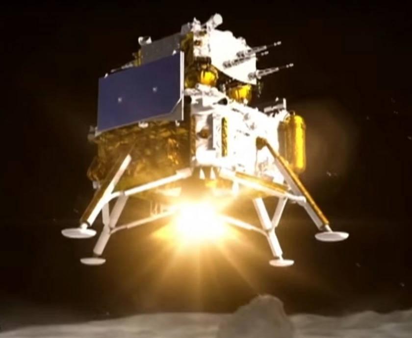 Китайцы сообщили о найденной аномалии в данных США о высадке на Луне