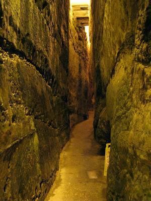 подземно-наземный комплекс Израиля