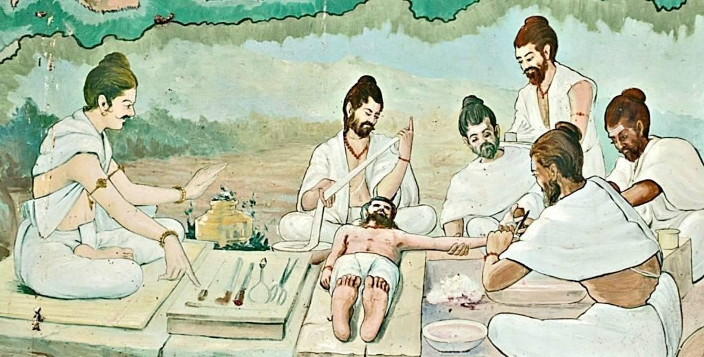 древняя индийская медицина