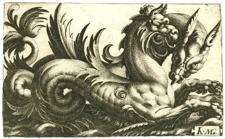лев в мифологии