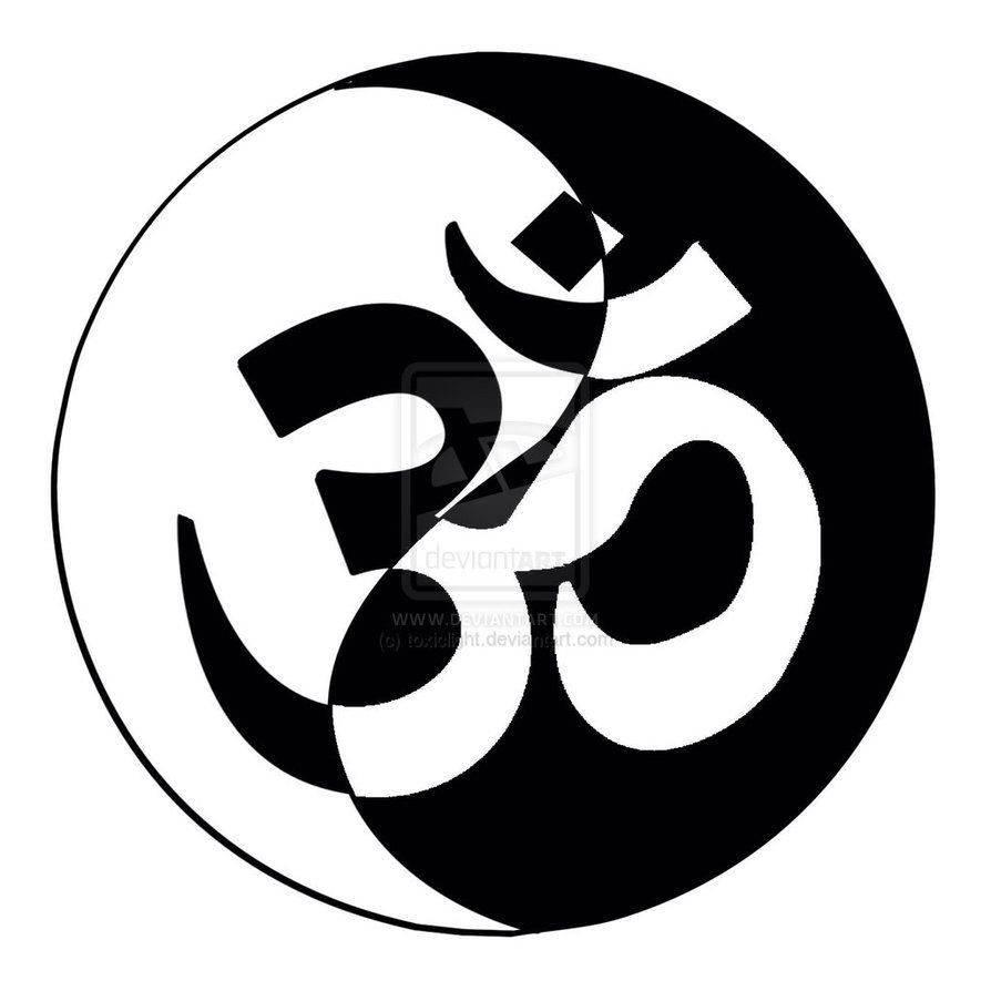 символ и знак АУМ (ОМ)