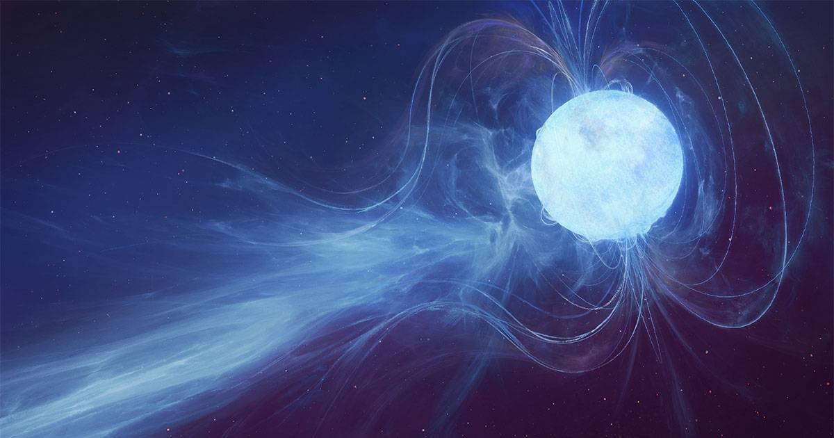 Нетипичная нейтронная звезда