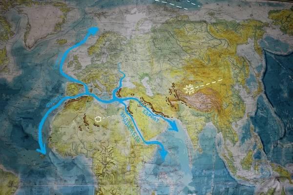 Библейский потоп и потоп описанный в Коране произошли в разное время