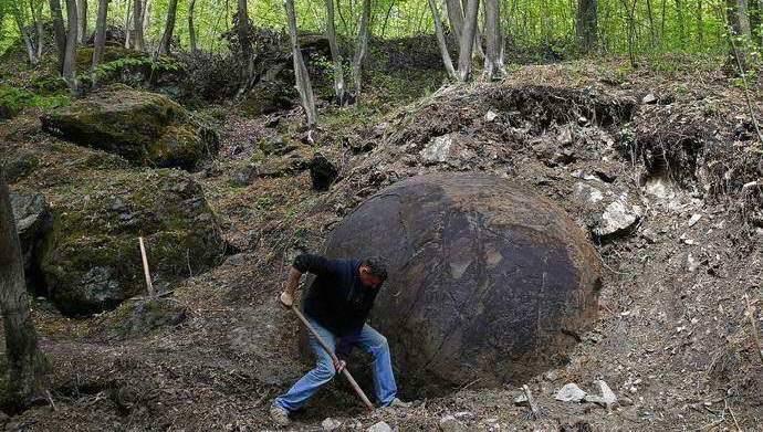 древние следы цивилизации