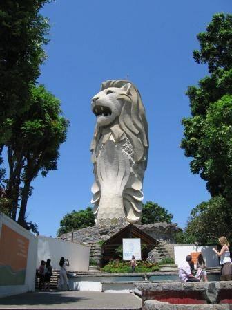Статуя Льва.