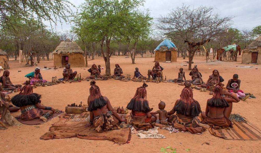 койсан древние африканцы
