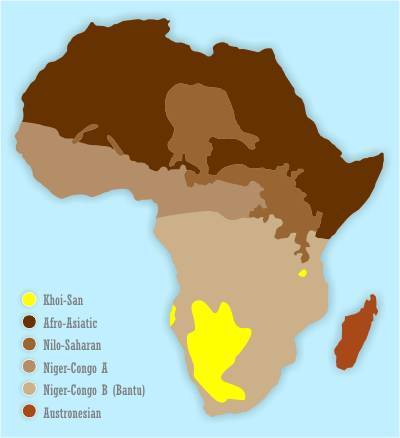 древние африканцы койсанские народы