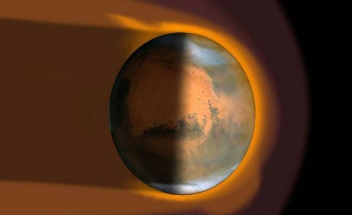 Марс и магнитосфера. Планета, которую можно отремонтировать
