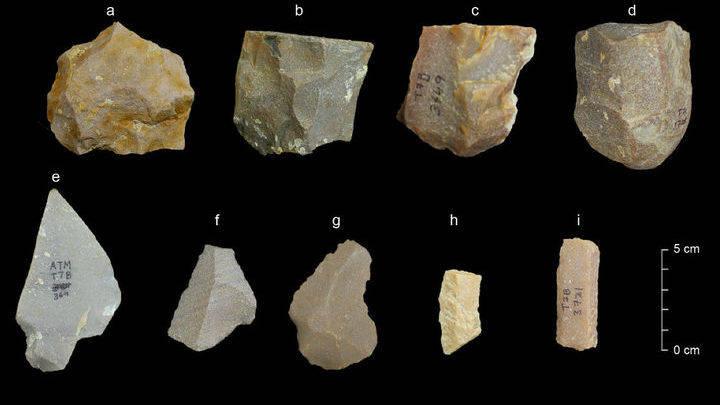 древние орудия труда Индия