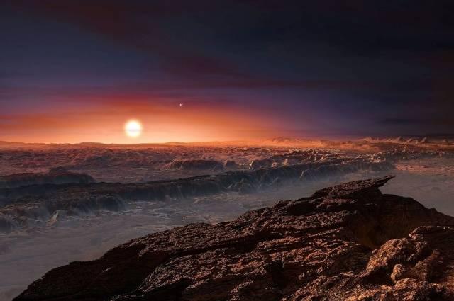 Что за странный сигнал пришёл от звезды Проксима Центавра