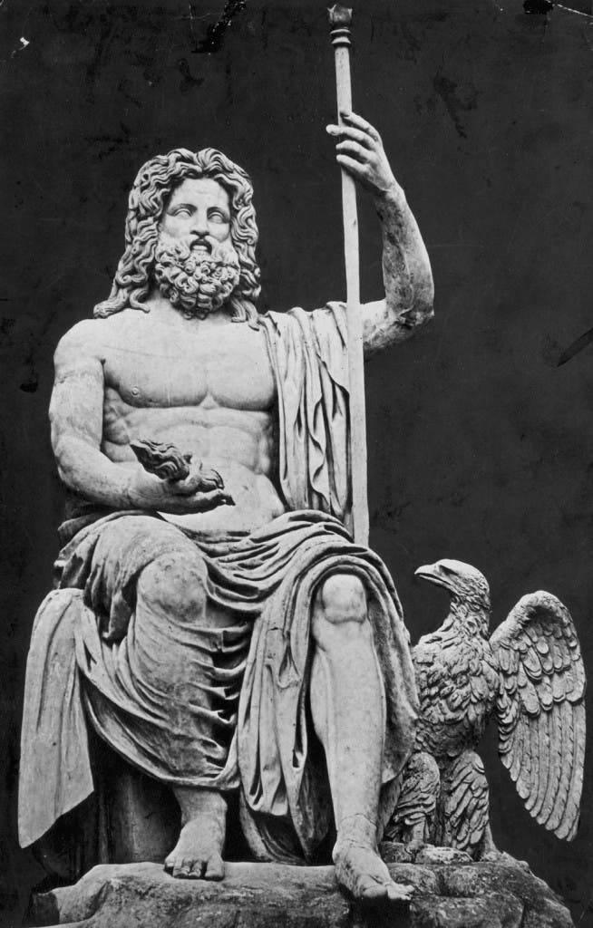 Где сегодня древние Боги, и когда прилетят опять.