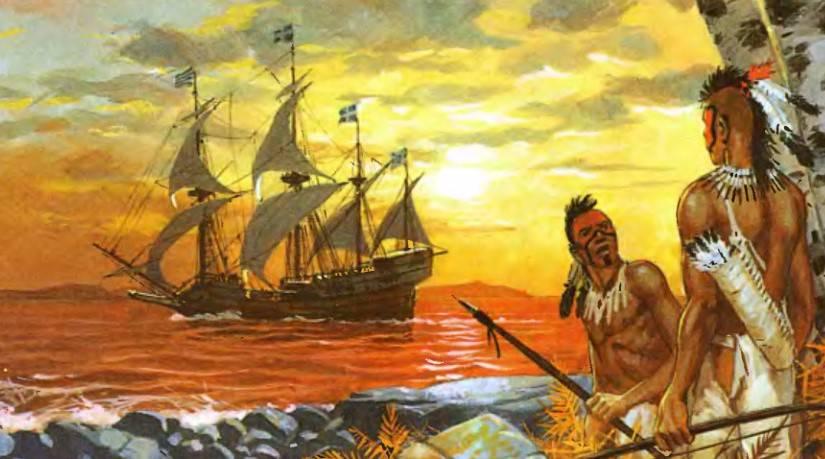 Америка до Колумба