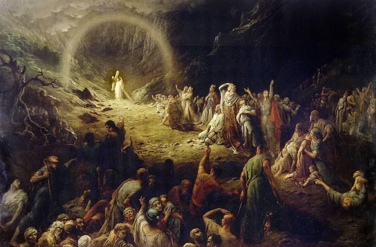 Египетский культ мёртвых, и причём здесь Пасха