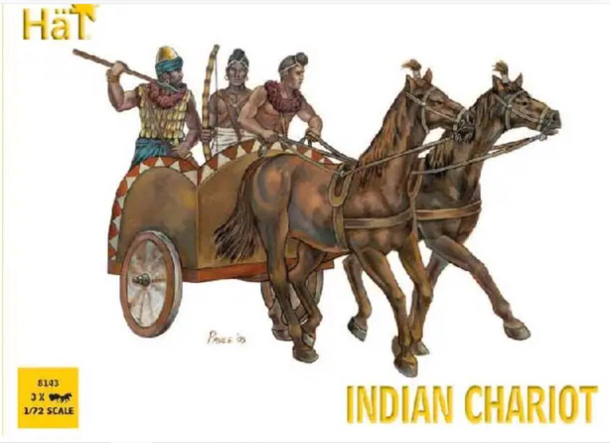 индийская колесница