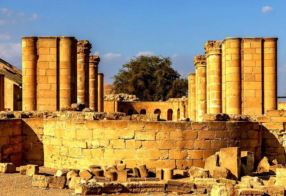 древний город Иерехон
