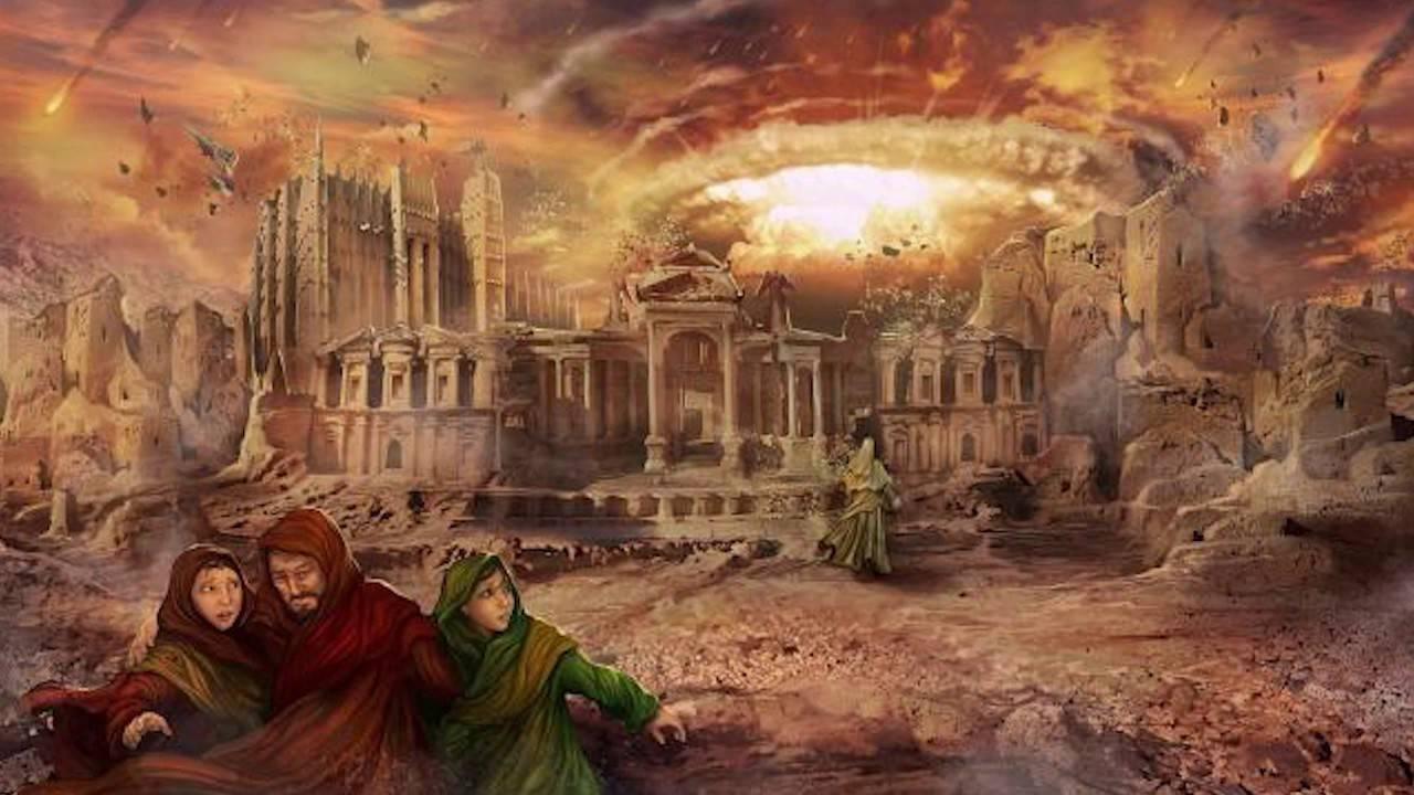 Мохенджо-Даро гибель древнего города