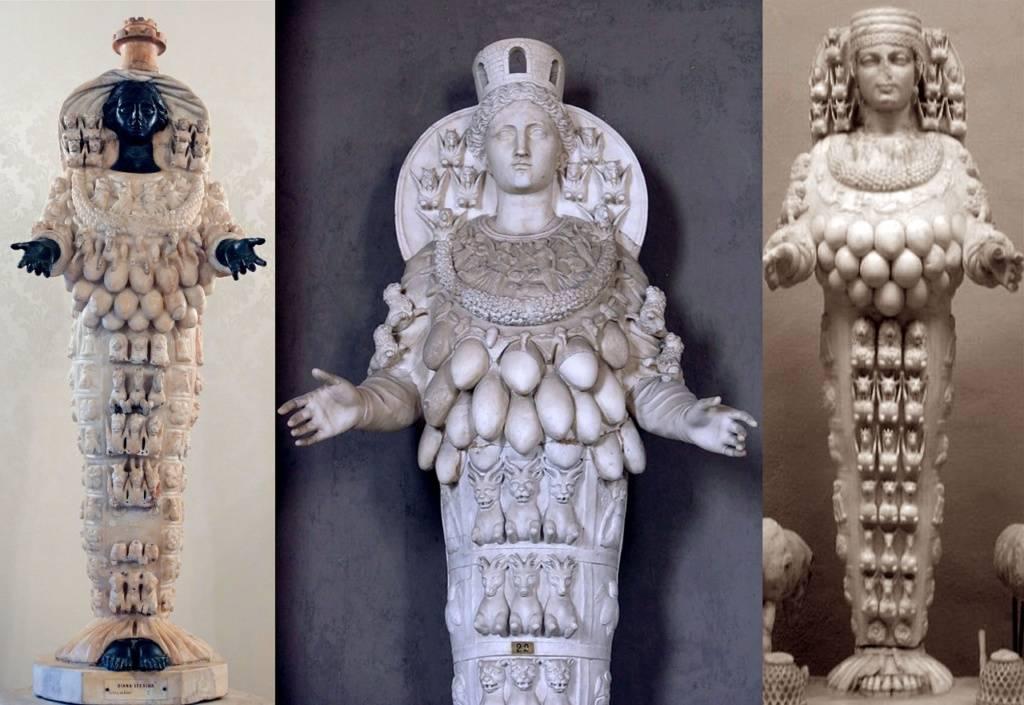 Генетические опыты богов-пришельцев