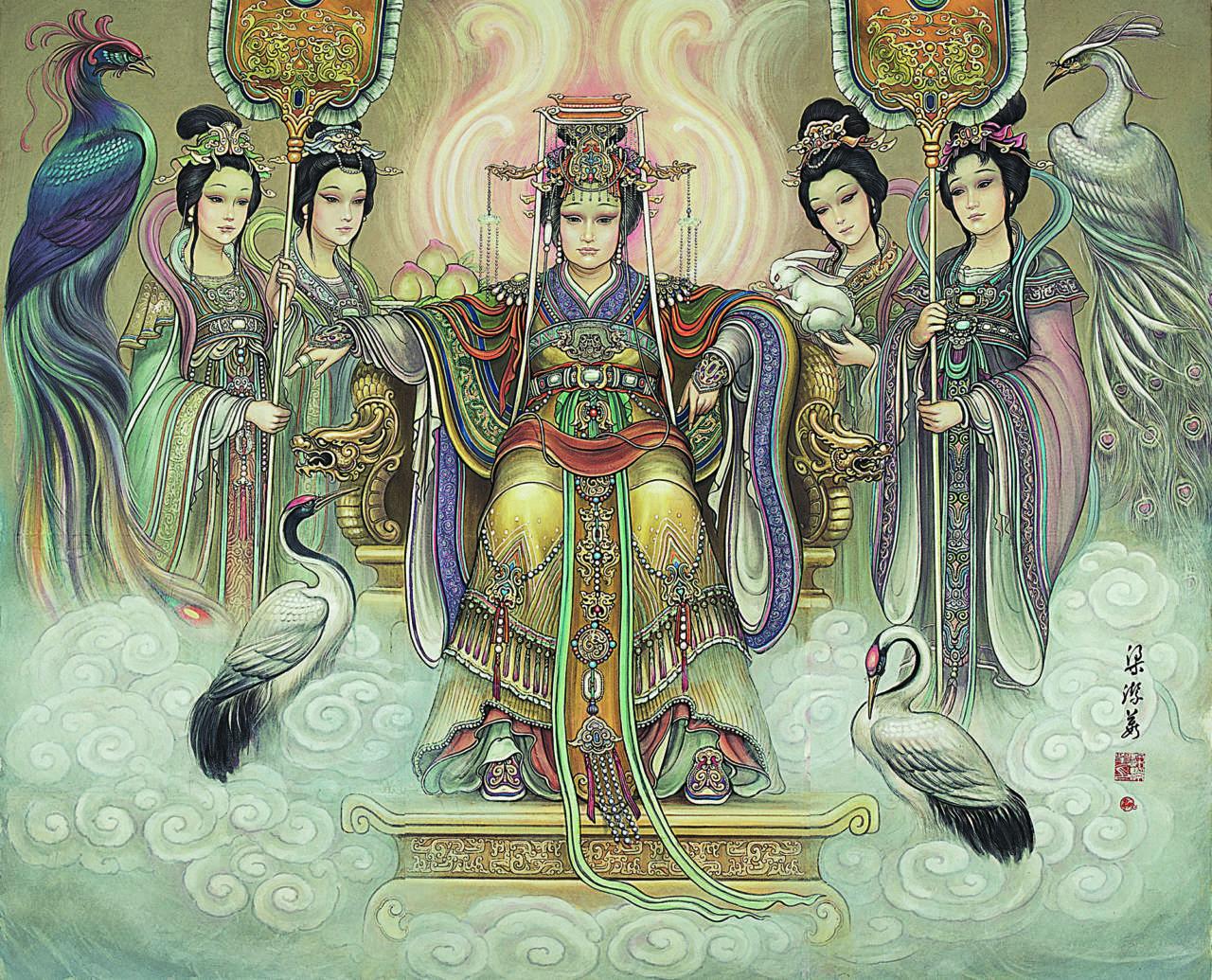 Си Ван Му