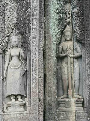 Ангкор Том, Kамбоджа